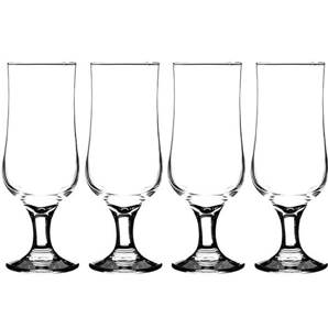 Ravenhead Tulip 350 ml Beer Glasses - 4 Piece