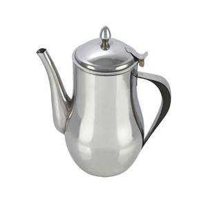 Stainless Steel Teapot - 1 Litre