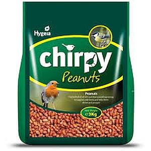 chirpy wild bird mix supreme 3kg  €3.50