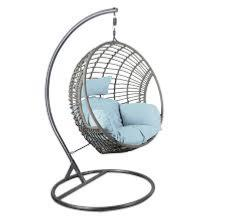 Sorrento Hanging Egg Chair & Stand
