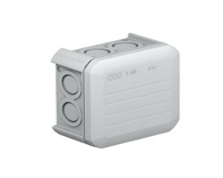 Coffin Junction Box 2.5SQ 75MM X 40MM