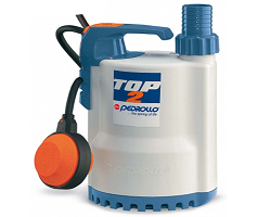 Pedrollo Top 2 Submersible Pump 0.37KW