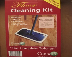 Canadia Floor Cleaning Kit