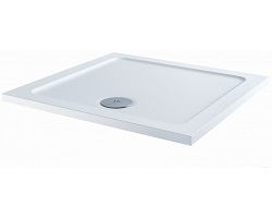 Flair 800MM X 800MM Slim Square Tray