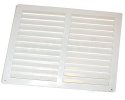 "Stadium Louvre Vent 9"" X 9"" With Flyscreen"