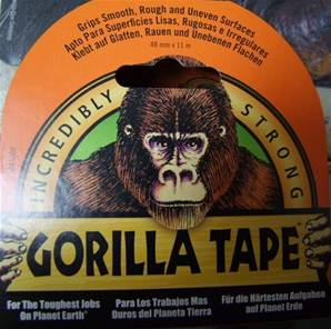 GORILLA TAPE 48MM X 11M