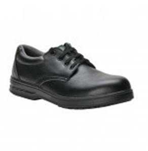 Portwest STEELITE NON SAFETY WORK BOOT BLACK
