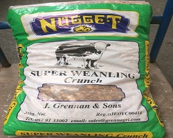 Super Weanling Ration Crunch 25KG
