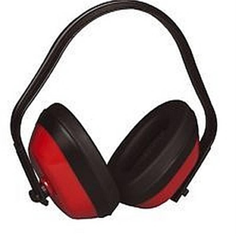 Portwest Classic Ear Muffs En352 Red