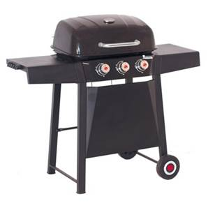 Landmann Grill Chef Midas 3 Burner Gas Barbecue