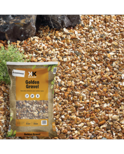 GOLDEN GRAVEL LARGE PACK 10-20MM GOLDEN STONE