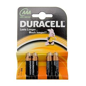 Duracell AAA ( 4 pack)