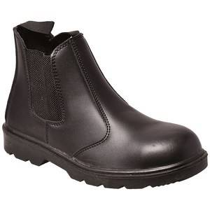 TROJAN DEALER BOOT BROWN 41