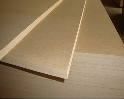 8' x 4' x 25MM Plain Medite (MDF)