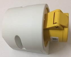External Socket Yellow 16A