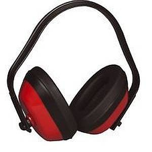 Portwest CLASSIC EAR MUFFS EN352 RED