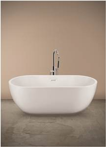 Chloe Contempary Free Standing Bath - 1655 x 750 mm