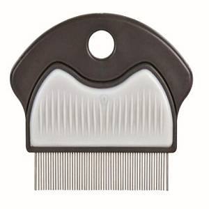TRIXIE FLEA AND DUST COMB 21 CM