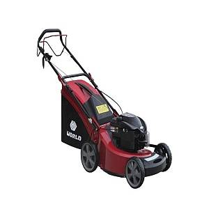 "WLZ21H WORLD 21"" SELF DRIVE LAWNMOWER B&S ENGINE"