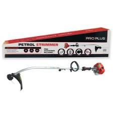 Proplus Petrol Strimmer 26CC Bent Split Shaft