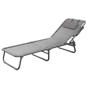 DELUXE PADDED SUN LOUNGER MCA-160