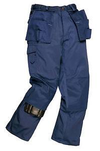 CHICAGO TROUSERS NAVY TALL