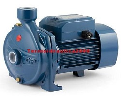 Pedrollo CPM 130 Pump Complete With Brio 2000