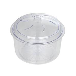 Easy-Cook Rice & Veg Steamer Clear