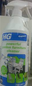 HG FURNITURE CLEANER 750ML