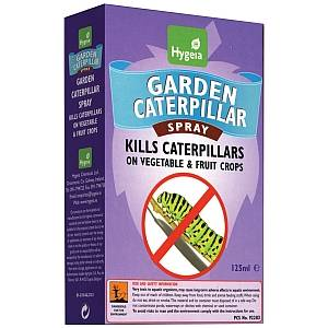 HYGEIA GARDEN CATERPILLAR SPRAY 125ML