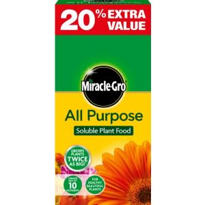 1kg Miracle-Gro Plant Food + 20% Free