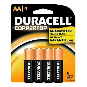 Duracell AA ( 4 pack)