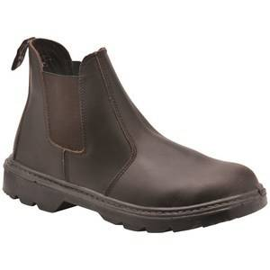 PORTWEST TROJAN DEALER BOOT BROWN