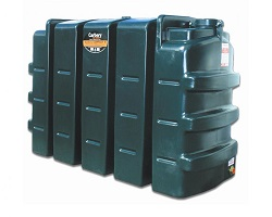 Carbery 900 Litre Oil Tank