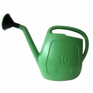 10L Watering Can Green