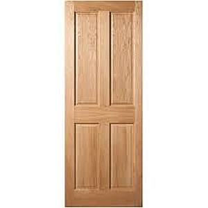 .WHITE OAK CARROLL PRE FINISHED DOOR