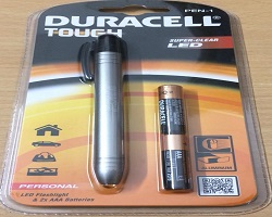 Duracell Tough Torch Pen