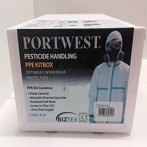 Portwest PESTICIDE HANDLING PPE KIT