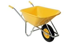 Fort Siteblazer Wheelbarrow PE100 - 100Lt