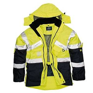 Portwest S760ONR HI-VIS BREATHABLE JKT