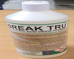 Break Thru Drain Cleaner 1L