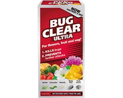 Bug Clear Ultra Flowers, Fruit & Vegetable Concentrate 200ML