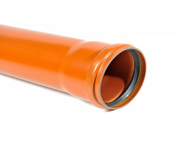 "4"" Sewer Pipe (6M)"