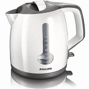 PHILIPS WHITE KETTLE 3000W
