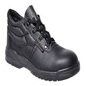 Portwest STEELITE PROTECTOR SAFETY BOOT BLACK