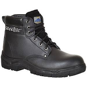 Portwest FW 03 - STEELITE BOOT BLACK S3