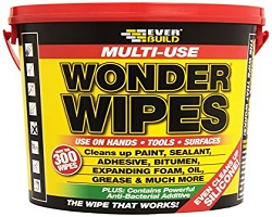 Everbuild Wonder Wipes (300)
