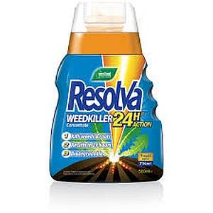 Resolva Weedkiller 500ml
