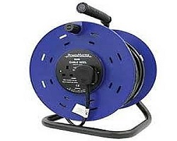 Powermaster Cable Reel 40M