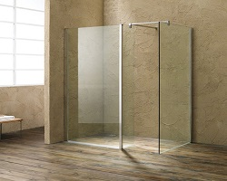 Matrix Aero 1100MM Wetroom Panel